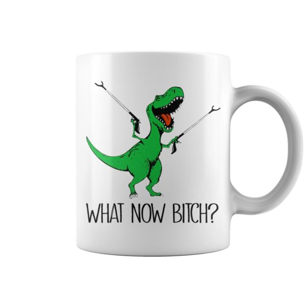 Dinosaur what now bitch mug