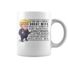 Donald Trump you are a great great wife really terrific very beautiful mug