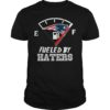 New England Patriots fueled by haters unisex shirt