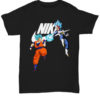 Goku Vegeta Super Saiyan Blue Nike shirt