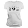 I'm a Simple Woman Like Avenger Disney Game Of Thrones lady shirt