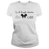 I'm a Simple Woman Like Harry Potter Disney Game Of Thrones lady shirt