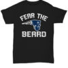 Julian Edelman Fear The Beard Patriot shirt