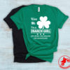 Kiss me I'm a March girl or irish or drunk or whatever shirt