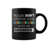 Please don't confuse your google search with my nursing degree mug