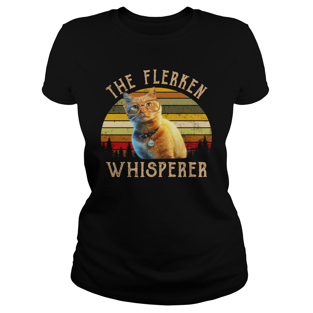 Captain Marvel goose the flerken whisperer lady shirt