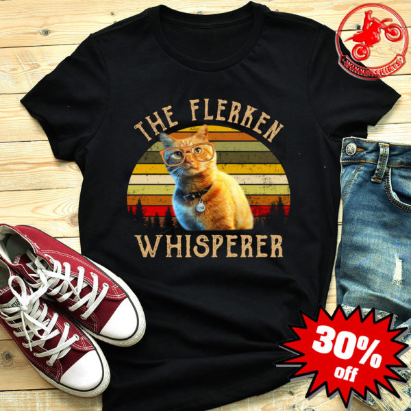 Captain Marvel goose the flerken whisperer shirt