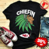 Chiefin Smoke Weed Kansas City Chiefs shirt