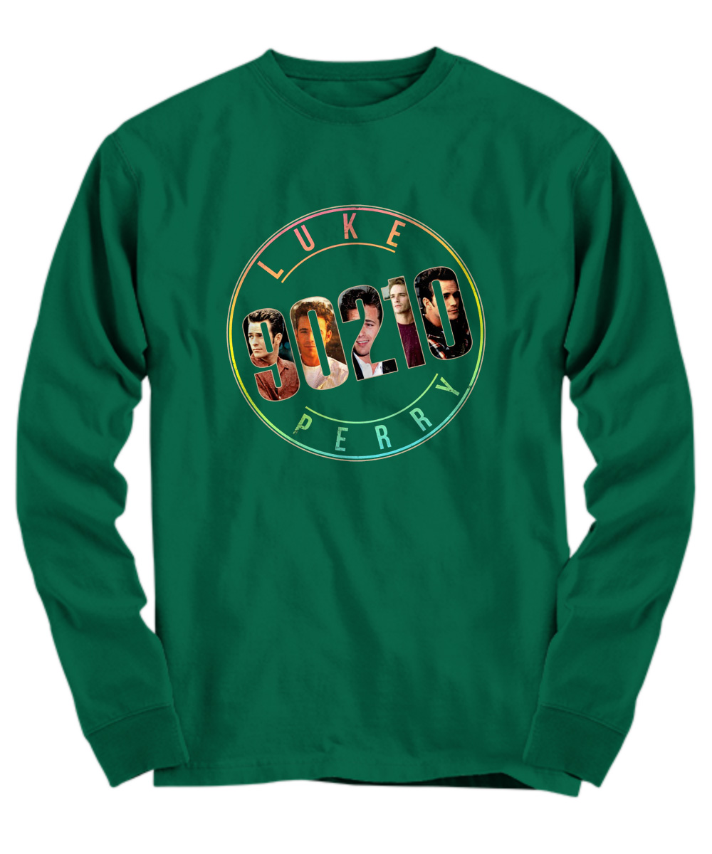 Luke Perry Beverly Hills 90210 TV Show long sleeve