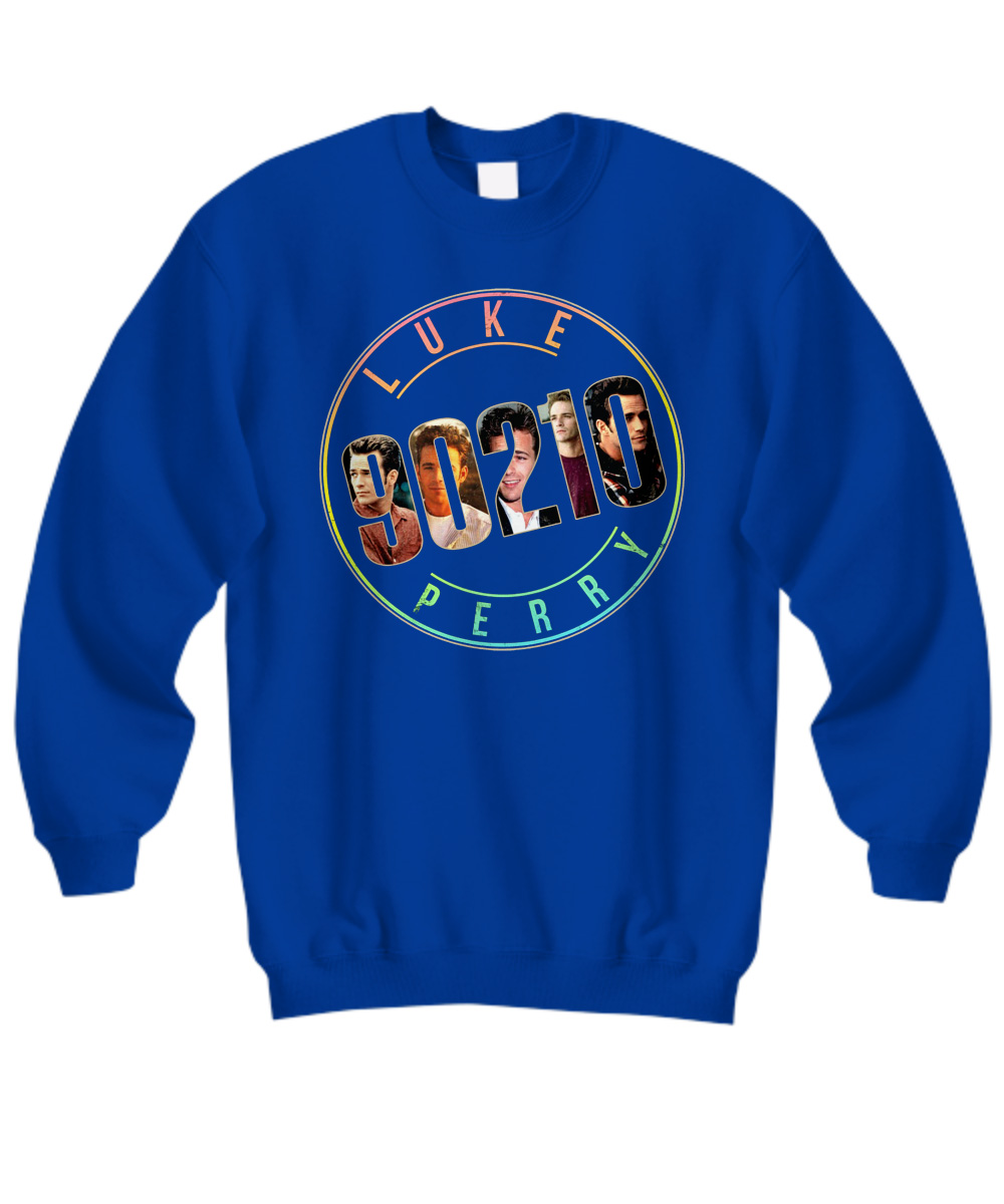 Luke Perry Beverly Hills 90210 TV Show sweatshirt