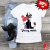 Maleficent vacay mode balloon mickey mouse shirt