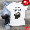 Rubeus Hagrid it's so fluffy shirt