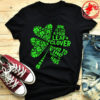She is like a four leaf clover hard to find lucky to have shirt