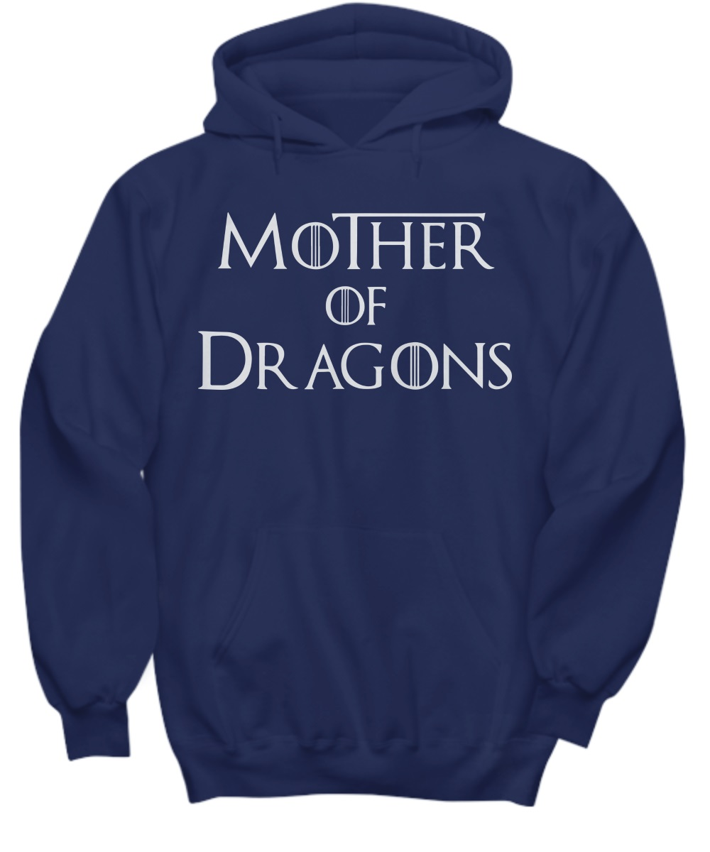Daenerys Targaryen Mother of Dragons Game of Thrones hoodie