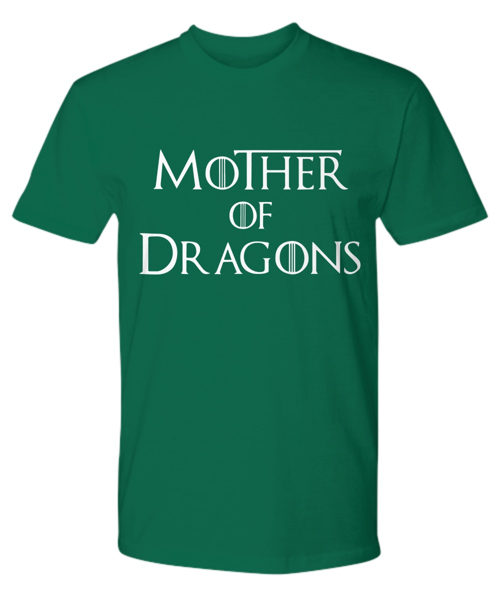 Daenerys Targaryen Mother of Dragons Game of Thrones premium shirt
