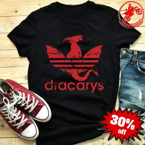 Dracarys Adidas Dragon Game Of Thrones shirt