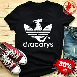 Dracarys Adidas Logo Dragon Game Of Thrones shirt