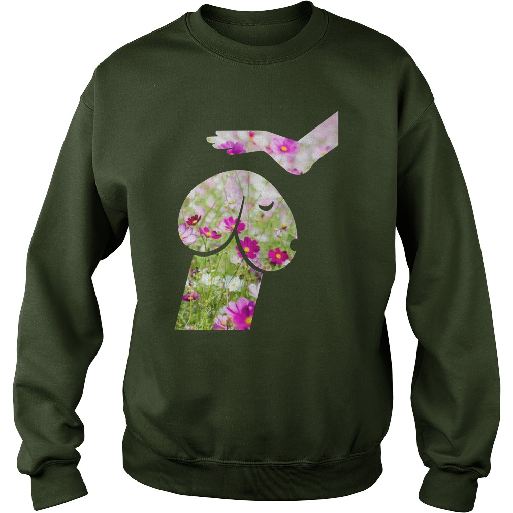 Floral Hippie Dickhead Dog Noma Bar Mans True Best Friend sweatshirt