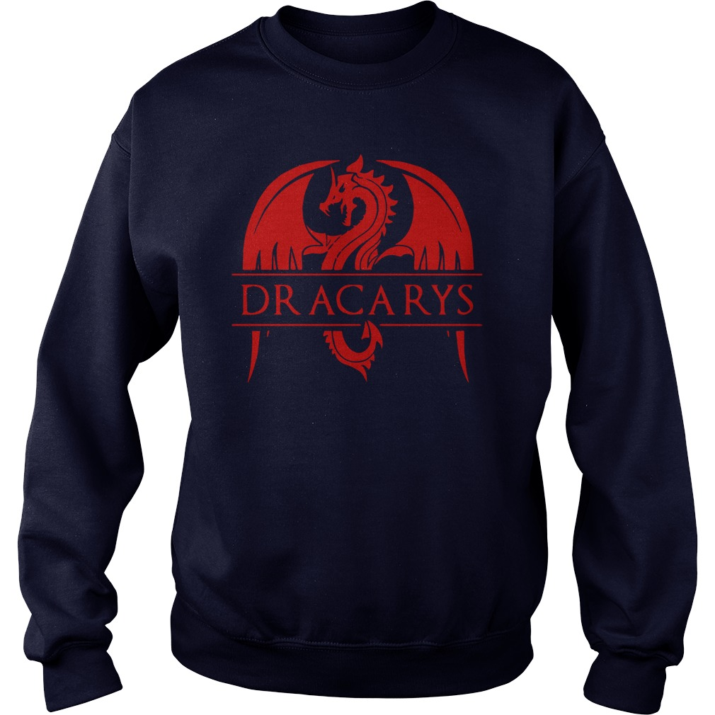 Game Of Thrones Dracarys Dragon Logo sweatshirt