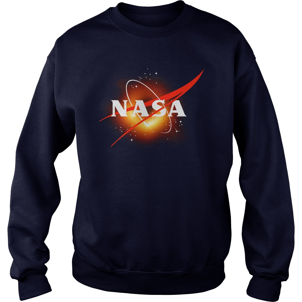 Nasa Cosmic Black Hole 2019 sweatshirt