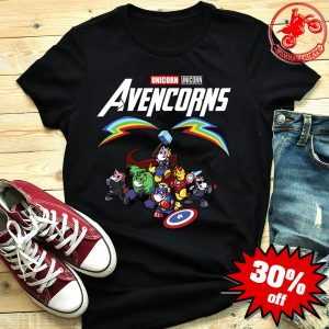 Unicorn Avencorns Avengers Endgame Shirt