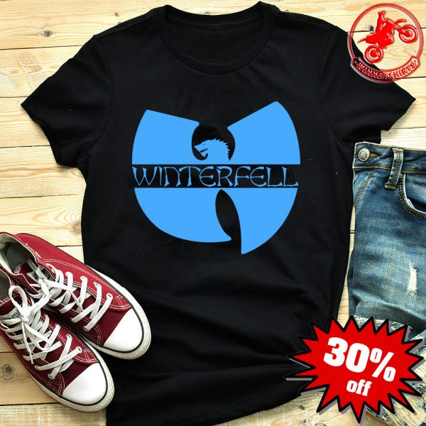 Wo Tang Winterfell logo Game Of Thrones shirt