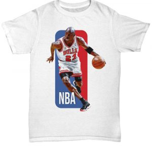 Bulls 23 Michael Jordan The Legend NBA unisex shirt