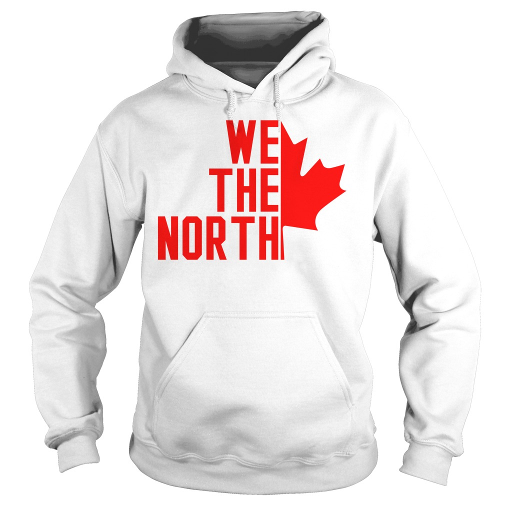 Canada Raptors We The North Hoodie