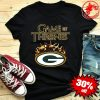 Game Of Thrones Crown Green Bay Packers NLF Shirt