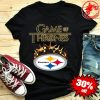 Game of Thrones Crown Pittsburgh Steelers Shirt