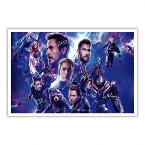 Unites the Original Team Endgame Poster