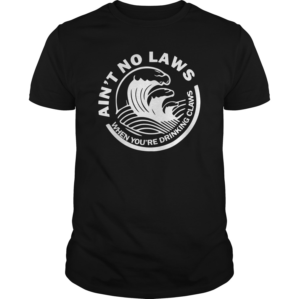 Ain't No Law in Space Unisex Shirt