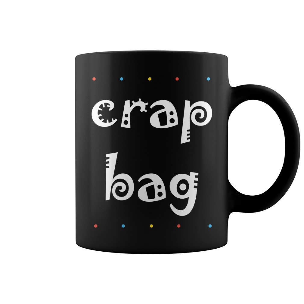 Princess Consuela Banana Hammock And Crap Bag Friends Mug
