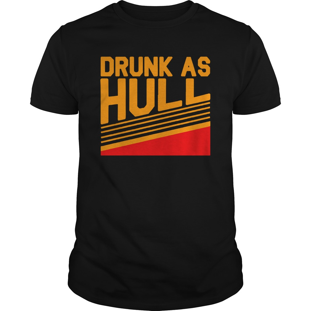 Drunk As Hull Brett Hull St. Louis Blues unisex shirt