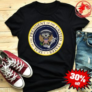 Seal of the president of the United States shirt
