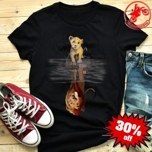 The Lion King live action reflection shirt