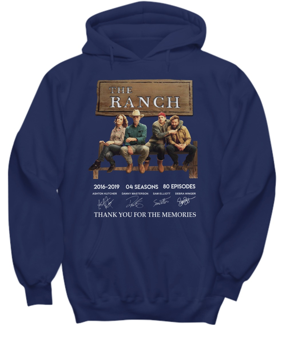 The Ranchi Thank You For The Memories Hoodie