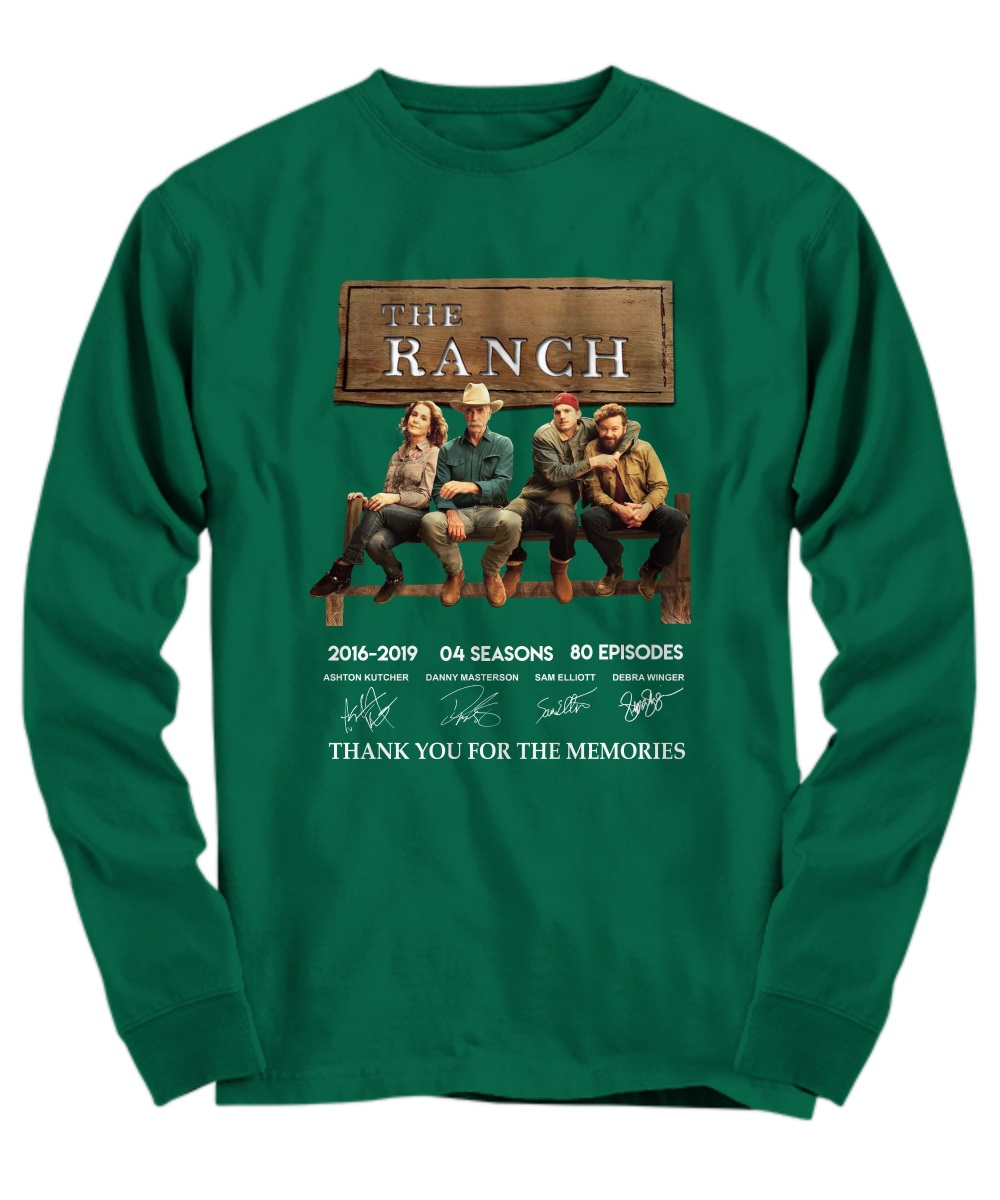 The Ranchi Thank You For The Memories Long Sleeve