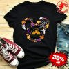 Halloween Disney face Shirt