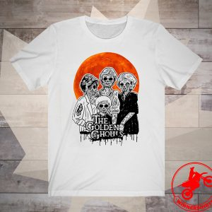 Halloween The Golden Ghouls Shirt