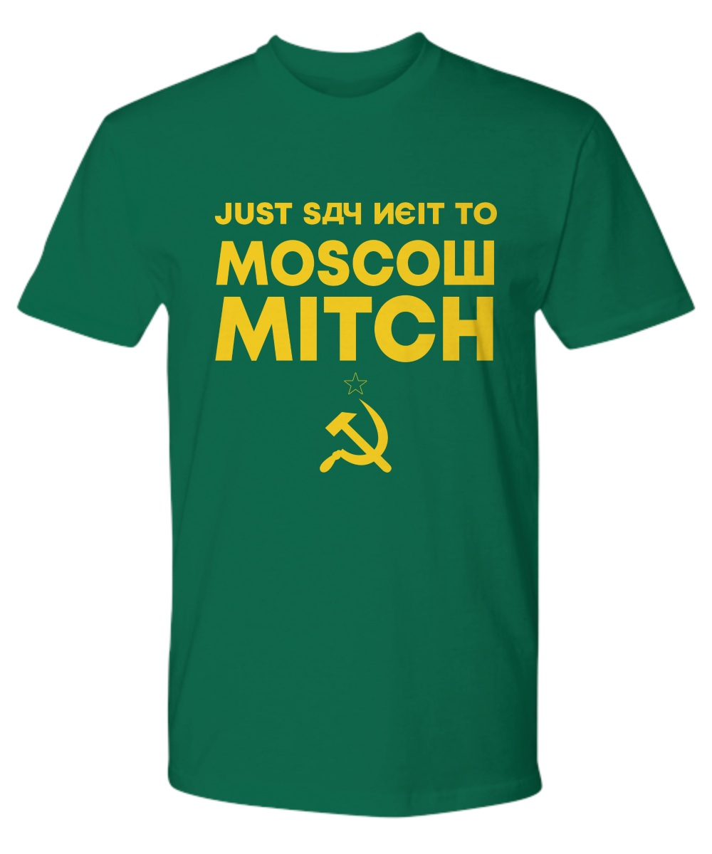 Just say nyet to Moscow Mitch Premium Shirt
