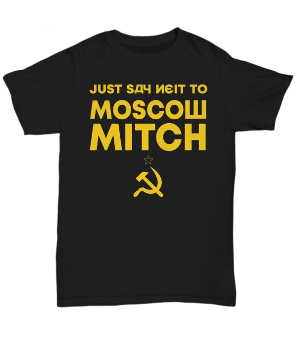 Just say nyet to Moscow Mitch Shirt