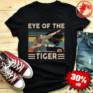 Supernatural Dean eye of the tiger shirt
