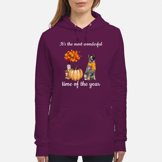 Halloween it's the most wonderful time of the year hoodie
