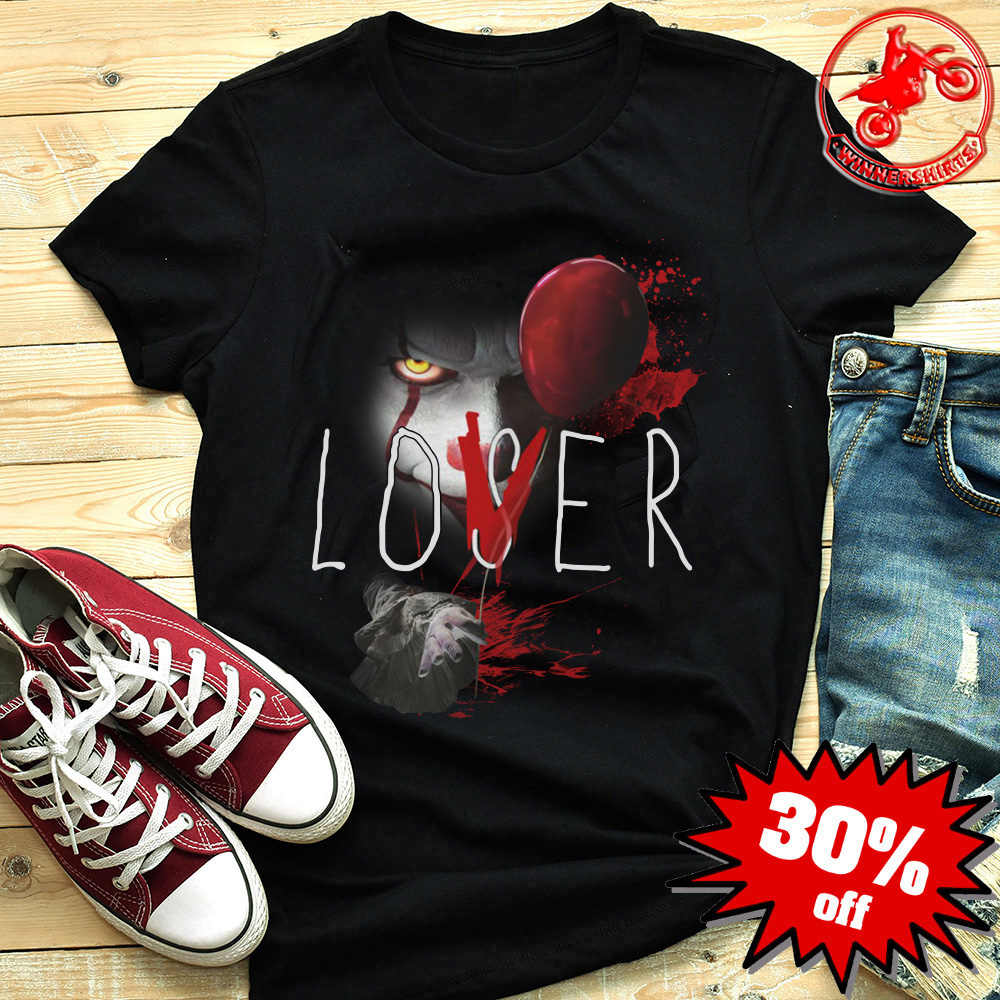 Pennywise IT loser lover shirt