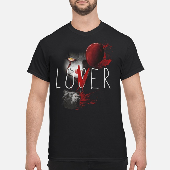 Pennywise IT loser lover unisex shirt