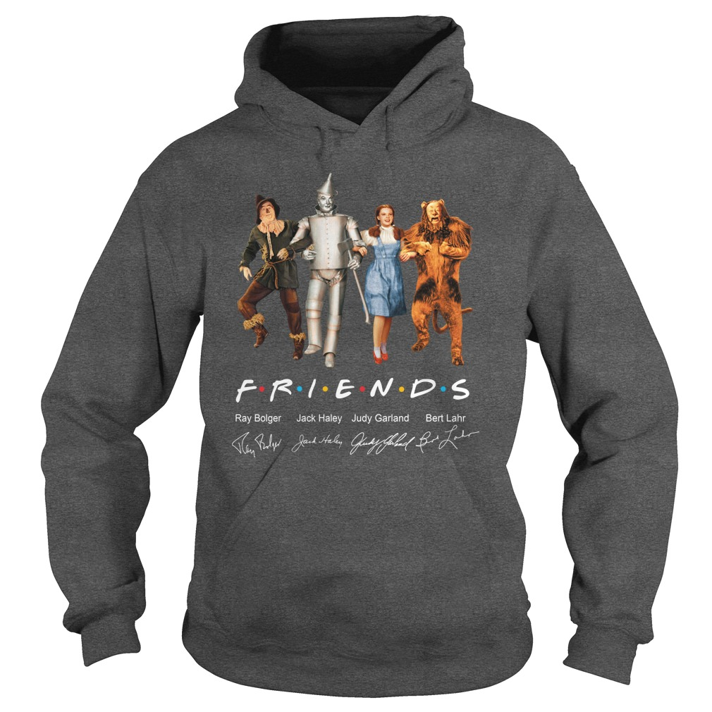 Friends The Wizard of Oz signature hoodie
