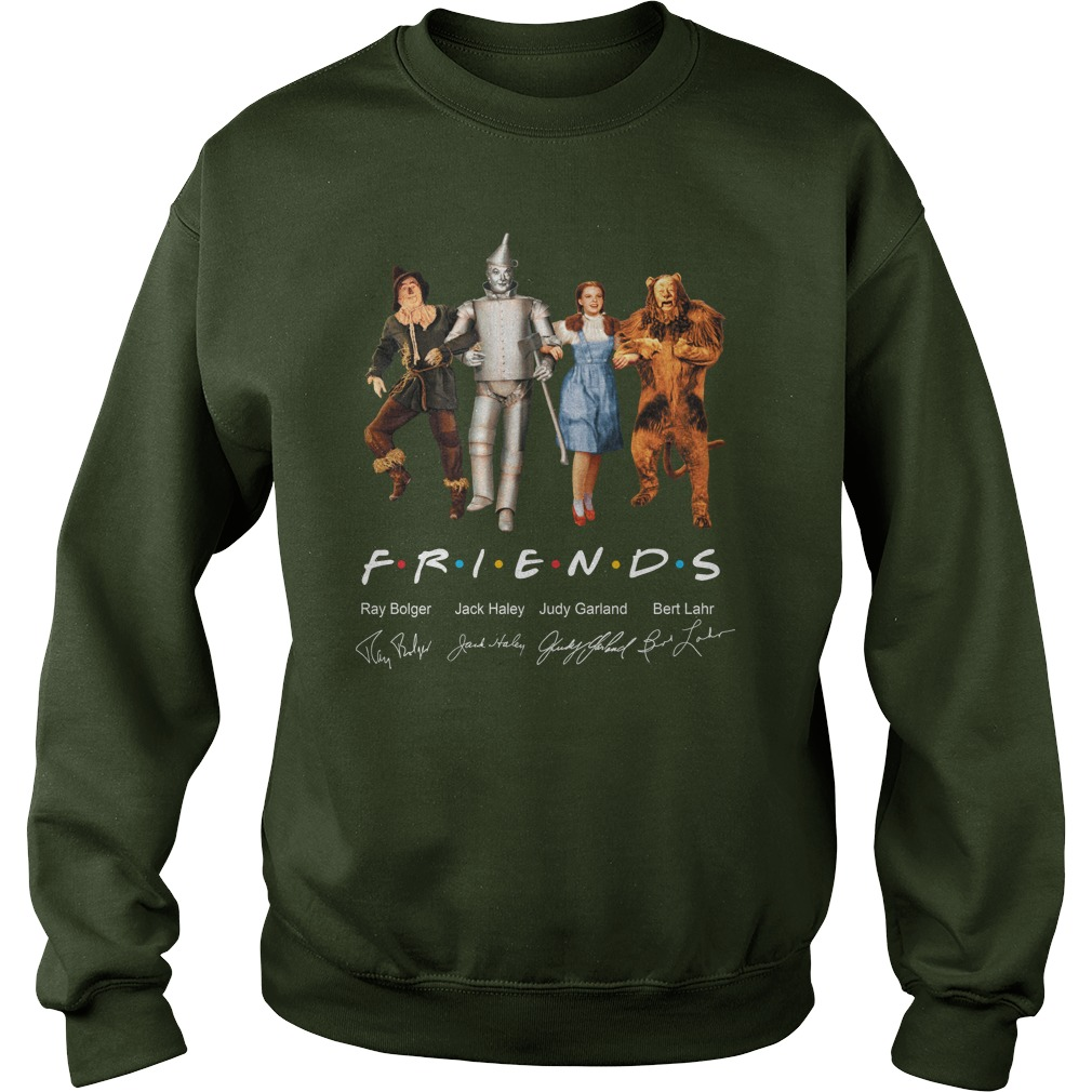 Friends The Wizard of Oz signature sweatshirt