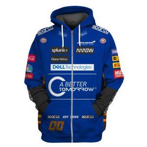 Personalized Sparco F1 racing A Better Tomorrow sweatshirt