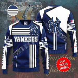 Personalized New York Yankees Sweater